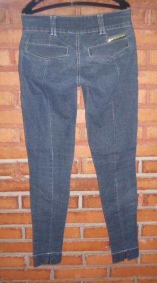 Calça Jeans Feminina Azul Tamanho 36