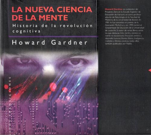 La Nueva Ciencia De La Mente H Gardner La Revol. Cognitiva