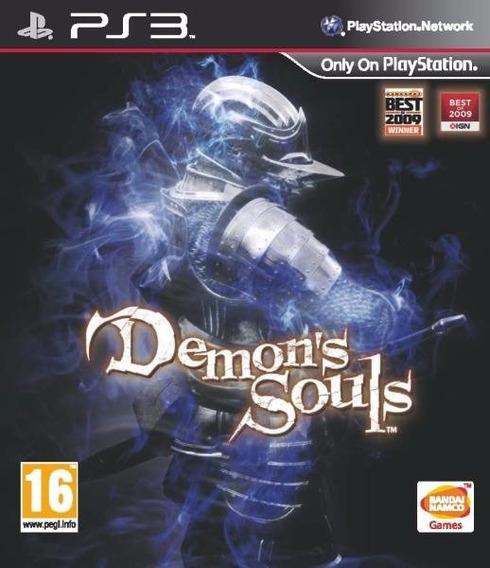 Demon Souls Ps3 Via Psn Original