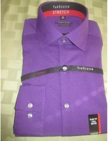 Camisa Para Hombre Marca Van Heusen Talla S Importadod Usa