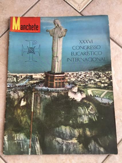 Revista Manchete Especial Rio De Janeiro Eucarístico K148