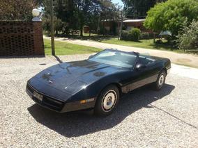 Corvette Convertible 1987 Restaurado Todo, A Nuevo
