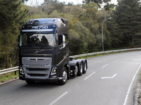 Volvo Fh460 Gobetrotter