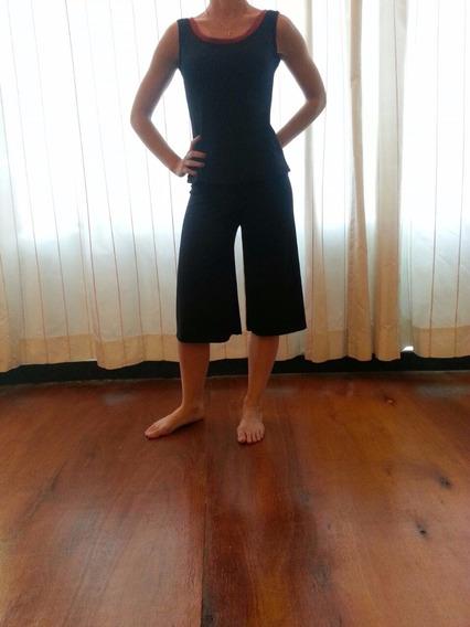 Pantalones Capri Mujer