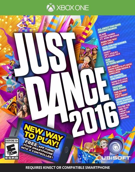 Just Dance 2016 - Xbox One - Pronta Entrega!!