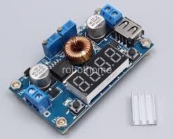 Modulo Carregador De Bateria De Litio Board Led