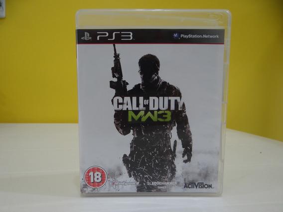Call Of Duty Modern Warfare 3 - Ps3 - Completo!