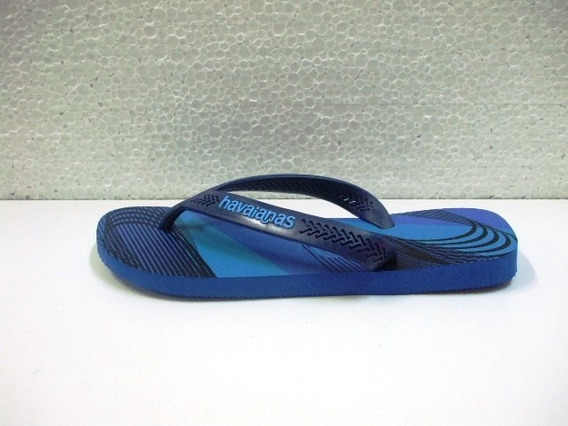 Chinelo Havaianas Casual Azul