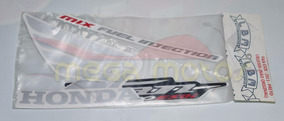 Jogo Kit Adesivos Cg Titan 150 Fan Esdi 2011 Preta - Lb10300