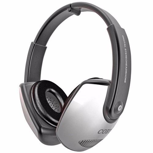 Fone De Ouvido Coby Cv163 Stereo Headphones