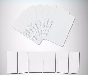 Cartão De Aproximação 125 Khz Cartão De Acesso Catraca