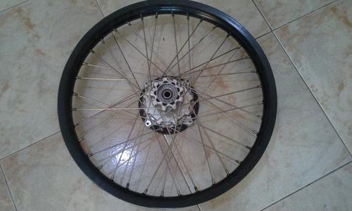 Roda Dianteira Da Moto Honda Xre 300 (21') Original Usada