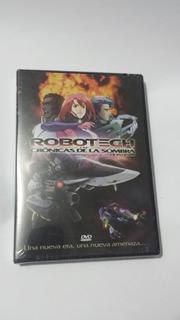 Robotech Las Cronicas De Las Sombras Dvd Original Audio Esp.