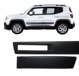 Friso Lateral Pintado Jeep Renegade 2015 2016 2017 Original