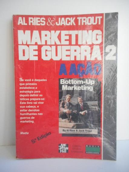 Livro Marketing De Guerra Al Ries E Jack Trout