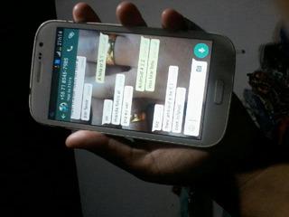 Samsung Galaxi Gran Neo Duos..