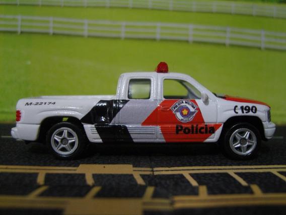 Miniatura Viatura Polícia Militar São Paulo 1/64 Leia Descri