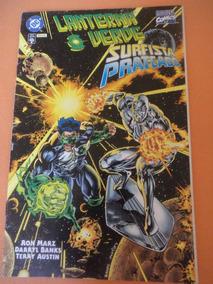 Hq - Lanterna Verde E Surfista Prateado ( Dc / Marvel ) 1997