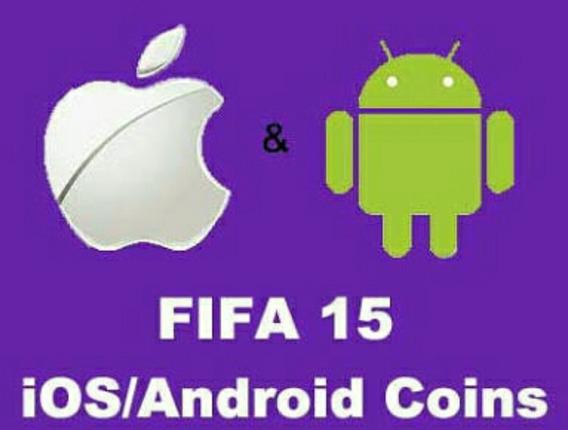 Coins Fifa 15 Android/ios 1kk (cubro 10% Da Ea)