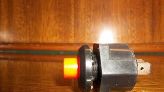 Pulsador Encendido Electrico Anafe Horno Longvie Cocina