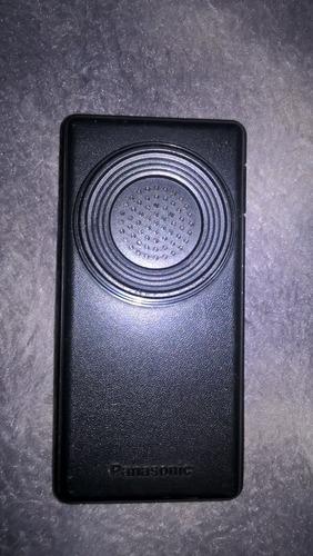 Control Remoto Panasonic Model Kx-a58 Para Contestador