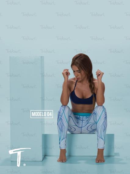 Leggins Deportivos Colombianos, Leggins Mujer Yoga Pilates 4