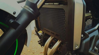 Grade Protetor De Radiador Vulcan 650 S Kawasaki Dalavas