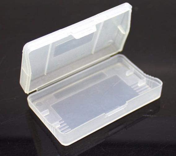 2 Unidades Case Caixa Cartucho Game Boy Advance 2 Cases Gba