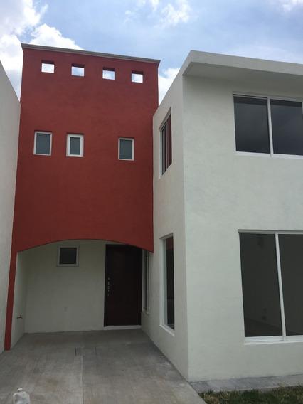 Casa Habitacion Nueva, Cerca Del Fraccionam. Del Zamarrero