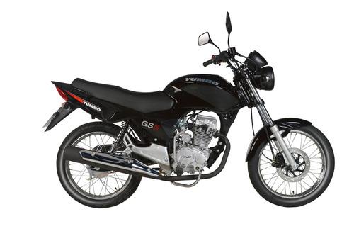 Imagen 1 de 8 de Motos Moto Yumbo Gs125 Il Led + Casco