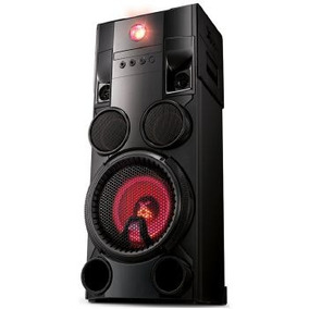 Mini System Lg Torre 1000w Usb Mp3 Bluetooth - Om7560.abral