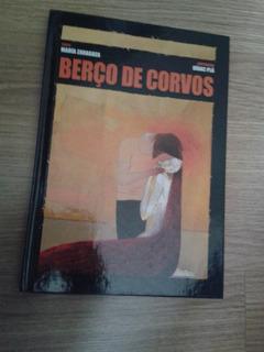Hq Berço De Corvos De María Zaragoza E Dídac Plà