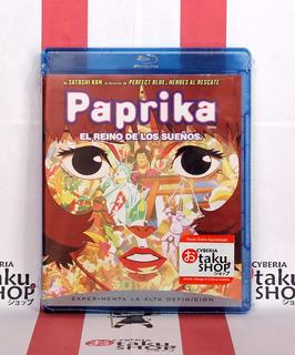 Paprika - Pelicula Anime Blu-ray Sub Español Satoshi Kon