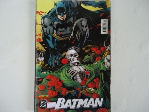 Dc Batman Nº 29 Panini Comics A Morte E As Donzelas