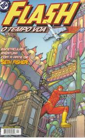 Flash O Tempo Voa - Dc - Bonellihq Cx453 H18