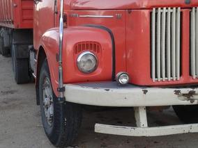Scania 111 Tractor Y Semi 3 Ejes