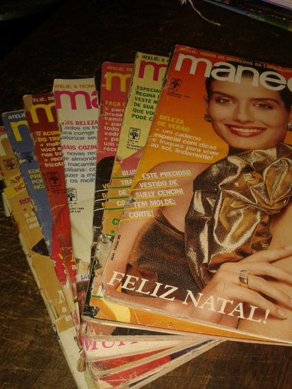 Manequins 89- 7 Exemplares./frete Grátis