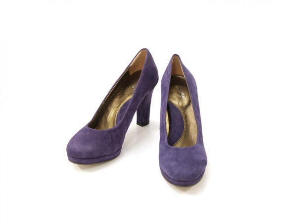 Zapatos Morados Benetton