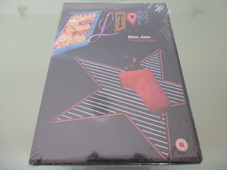 Elton John / The Piano Red / Dvd / Live / In Concert / 2 Dvd
