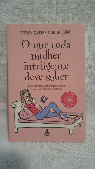 Livro Toda Mulher Inteligente Deve Saber