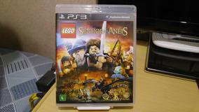 Lego Senhor Dos Anéis Ps3 Usado Legendas Em Português