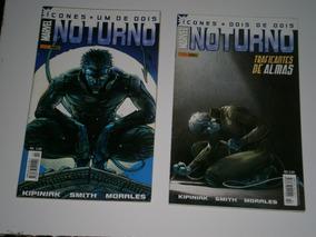 Noturno Dos X-men Miniserie Em 2 Ediçoes