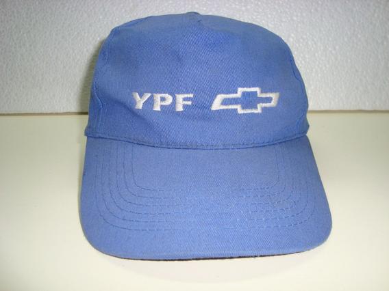 Gorra Equipo Oficial Chevrolet Ypf Super Tc 2000