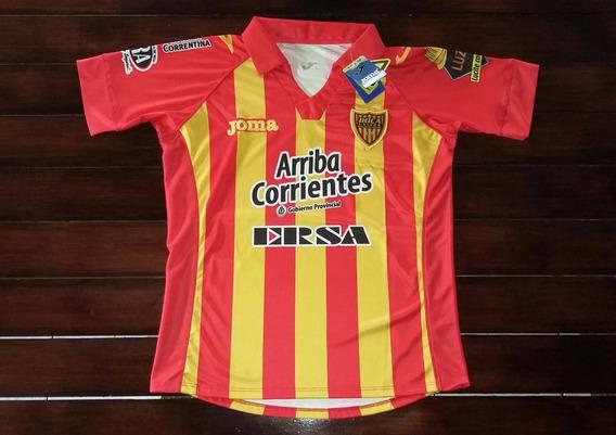 Camiseta De Boca Unidos De Corrientes Joma Niño