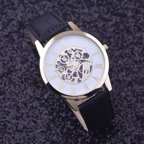 Relógio Esqueleto Estilo Moderno Importado Bonito E Barato