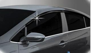 Tejas O Deflectores De Mazda B-2600