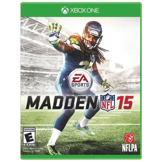 Game Xbox One Madden Nfl 15