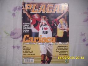 Revista Placar Nº 1151 - Maio De 1999 - Carioca - Romário