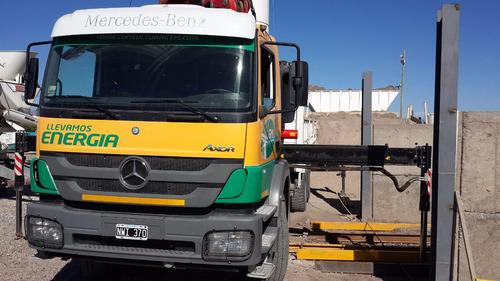 Alquilo Mercedes Benz 2831 2015 6x4 Con Hidrogrua De 26 Tn
