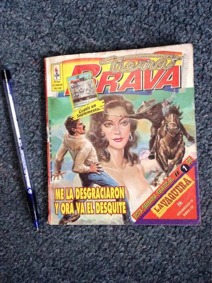 Comic Tierra Brava